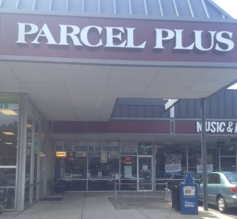 Compare Shipping Rates UPS FedEx USPS at Parcel Plus in McLean, VA