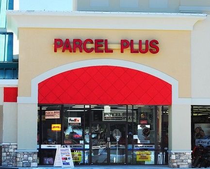 Compare Shipping Rates UPS FedEx USPS at Parcel Plus in Orlando